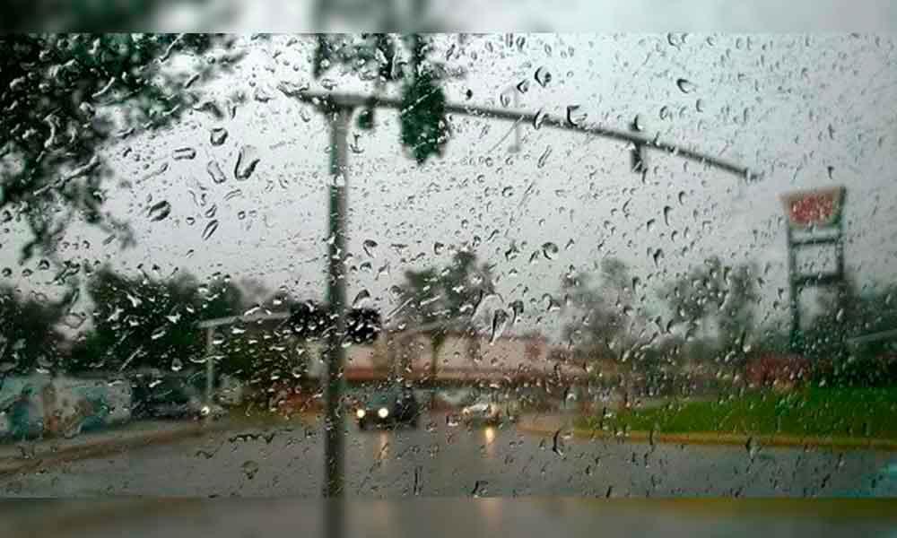 Probabilidad de lluvia esta tarde para Tecate