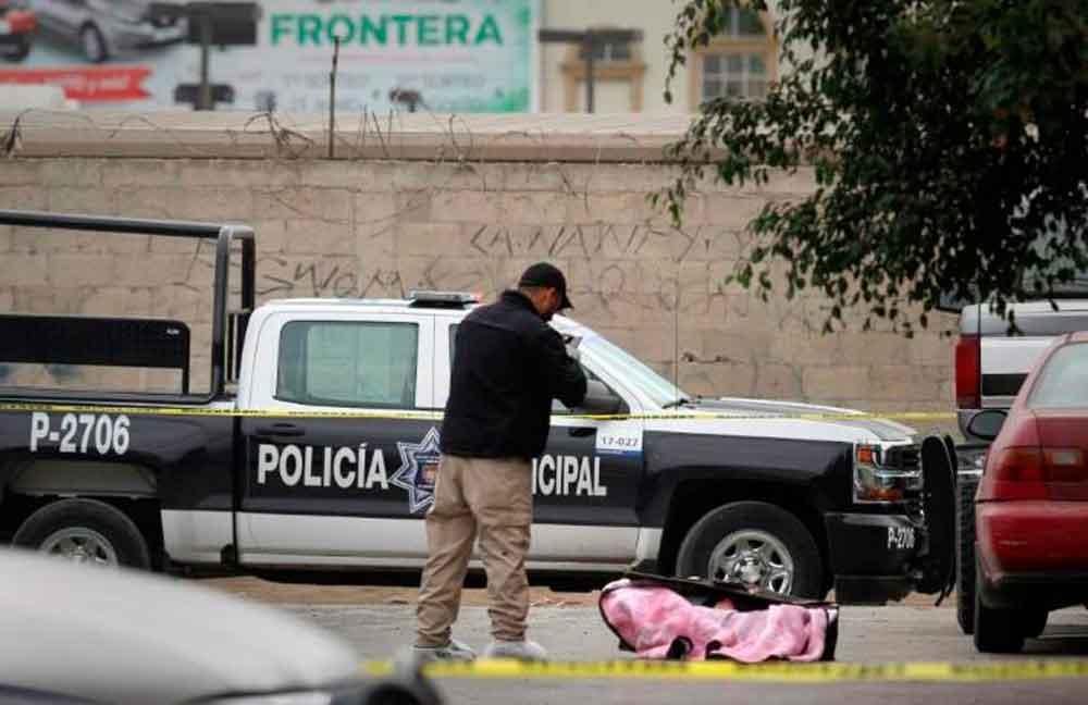 Localizan cadáver de mujer dentro de una maleta en Tijuana