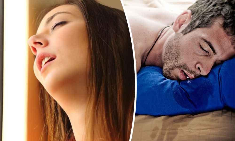 ¿Babeas cuando duermes? Eres afortunado, aquí te decimos por que:
