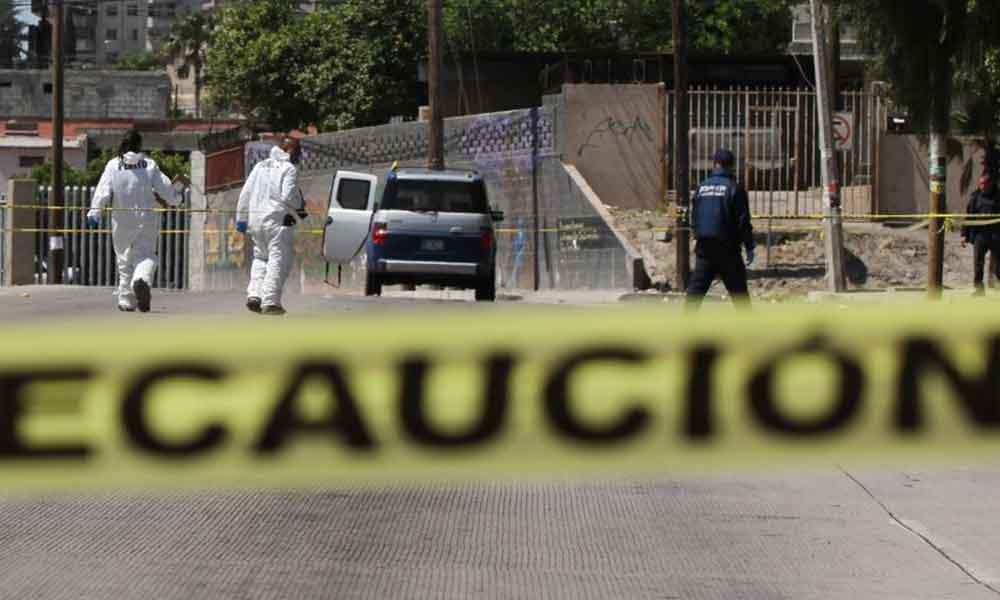 Baja California tercera entidad fronteriza más violenta con 2 mil 117 homicidios en 2017