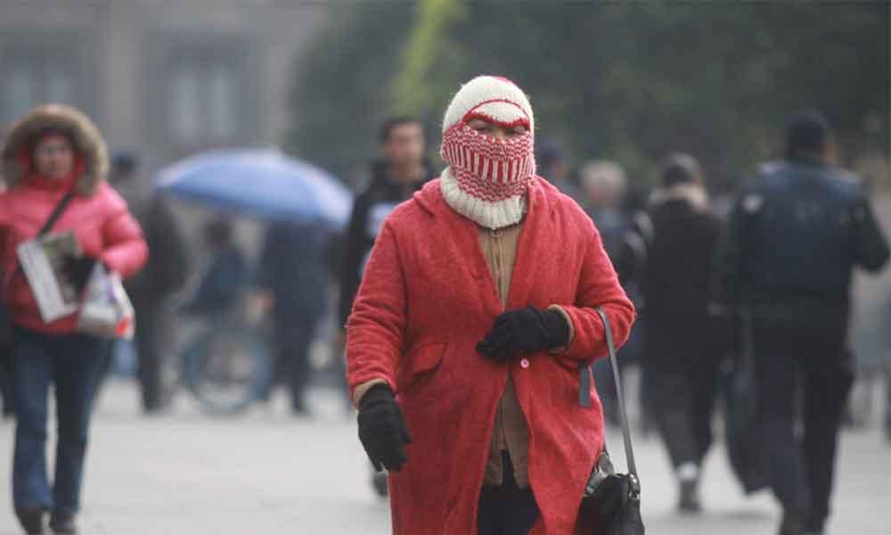 Importante protegerse de las bajas temperaturas: IMSS