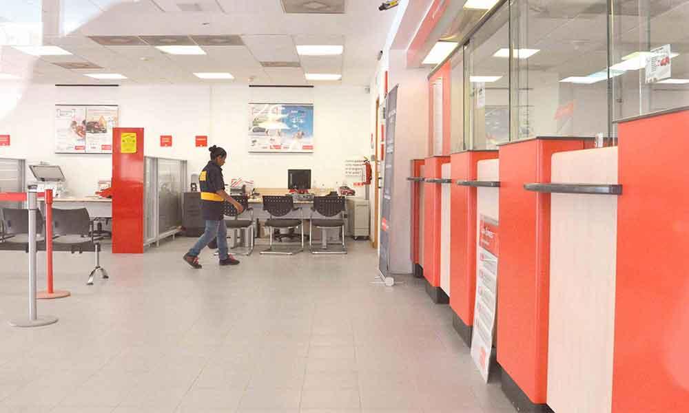 Bancos no abrirán este próximo lunes 1 de enero