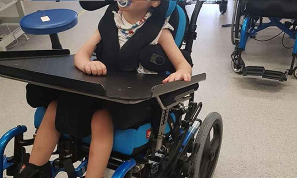 Tras ser abusado, bebé queda ciego y con daño cerebral