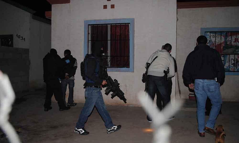 """PGJE: 215 cateos contra """"Tienditas"""" de venta de droga en Baja California"""