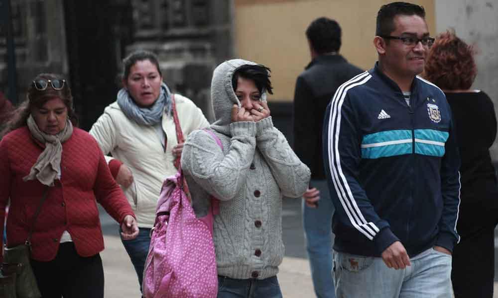 Nuevo frente frío traerá temperaturas de -5 grados a Baja California