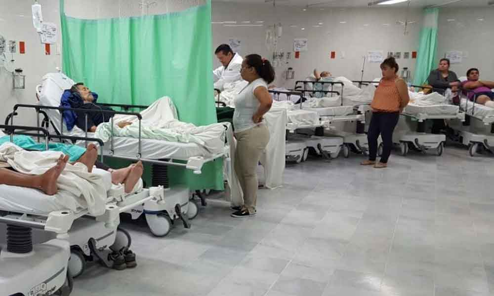 Sólo urgencias y hospitalización el 25 de diciembre: IMSS