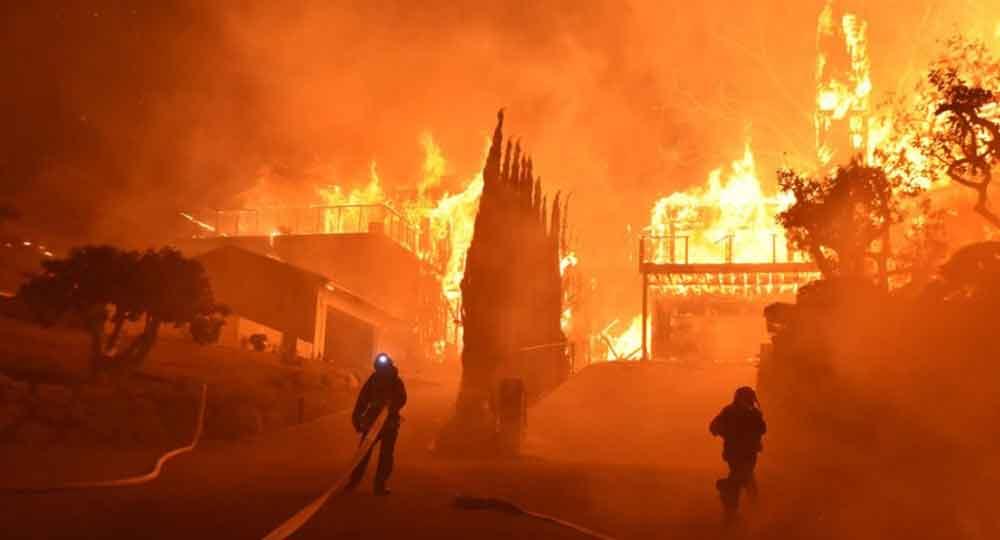 Incendios en California alcanzan niveles inéditos