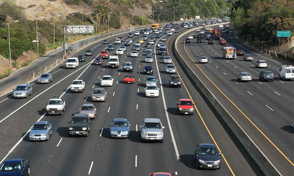 Nuevas leyes de tránsito para California entrarán en vigencia en 2018