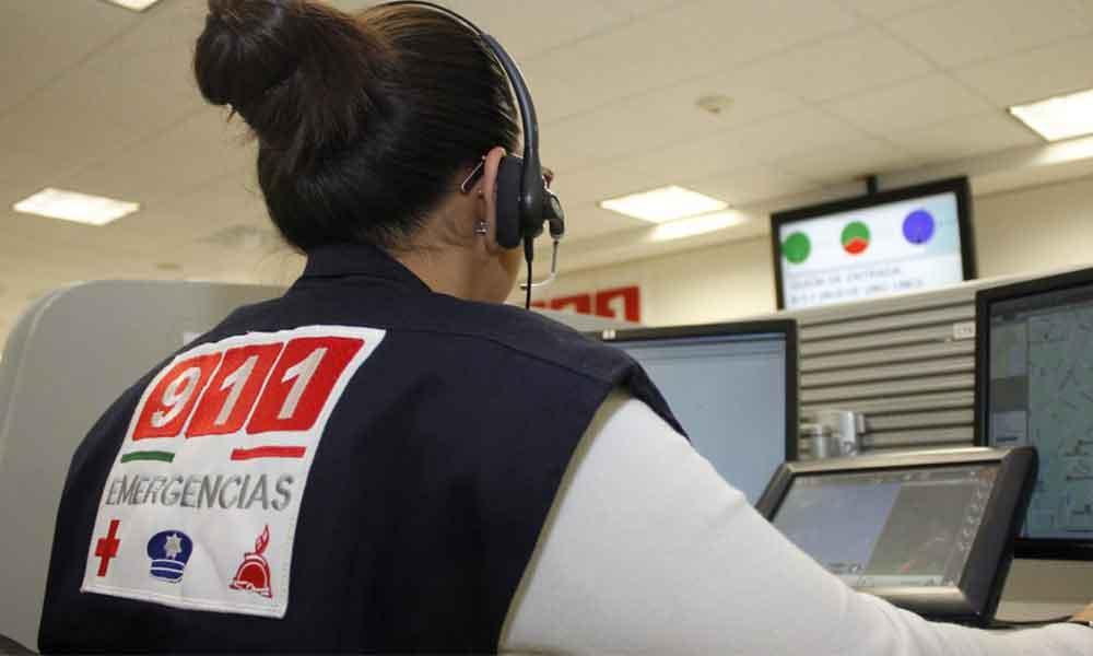 En Baja California se registran más de 122 mil llamadas mensuales de emergencia al 911