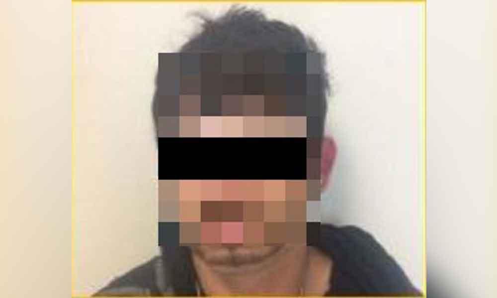 Captura la Ministerial en Tecate a sujeto con droga
