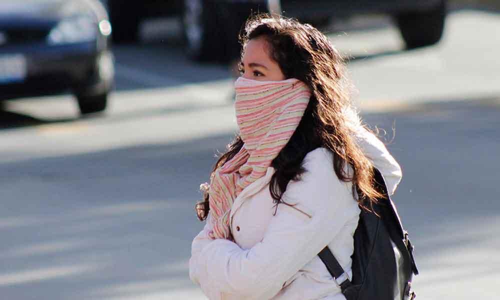 Hoy jueves el día más frío de la semana para Tecate