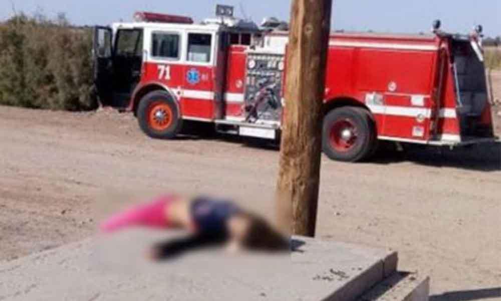 Muere ahogada niña de 15 años al caer a un canal en Mexicali