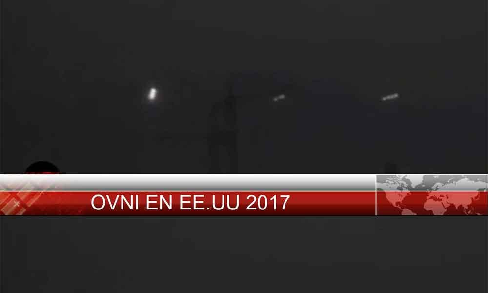 Admite Estados Unidos que vigila avistamientos OVNIs
