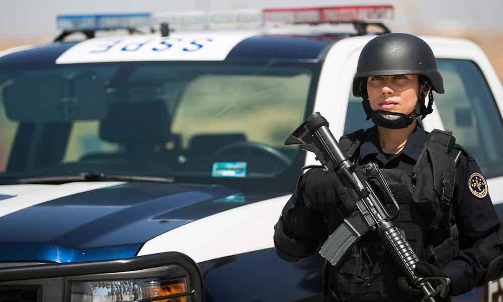 Presenta SSPE plan de combate a la delincuencia en Tecate