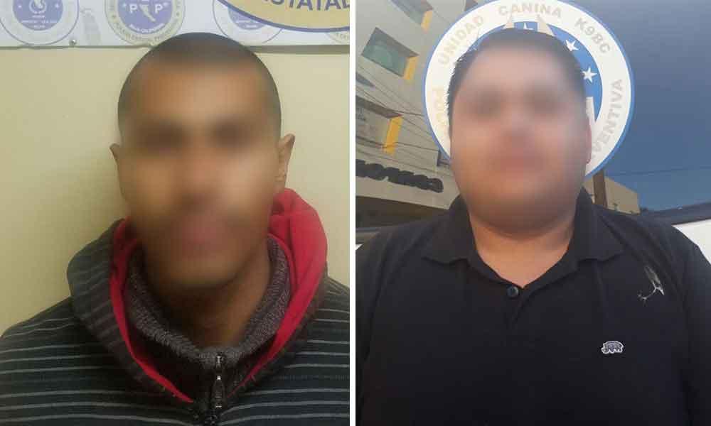 Caen dos prófugos de la justicia en Tijuana