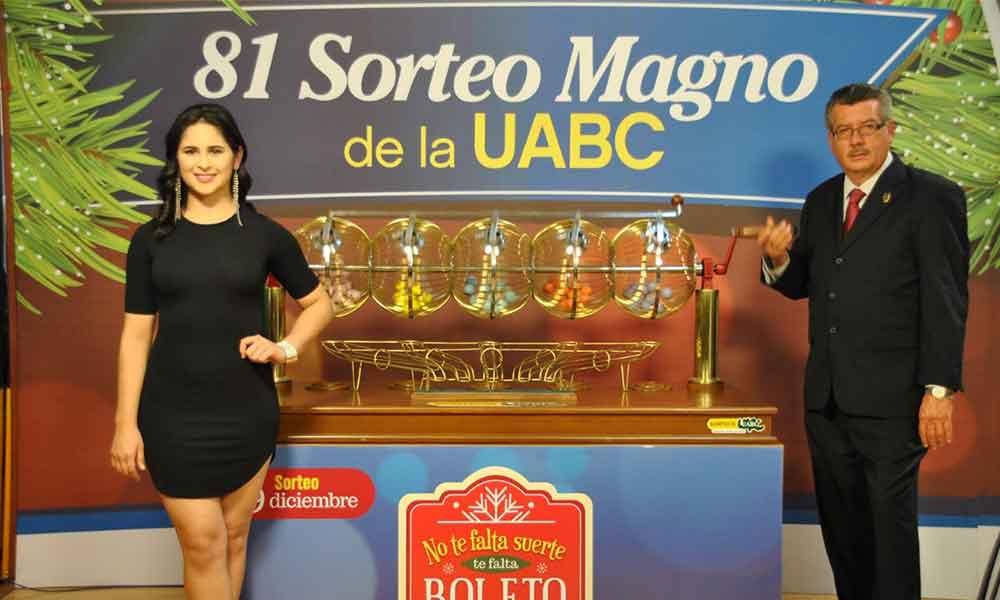 Nuevos millonarios con el 81 Sorteo Magno de la UABC