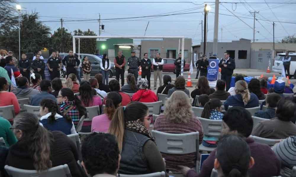 Prevención, herramienta contra la delincuencia: Secretaría de Seguridad de Baja California