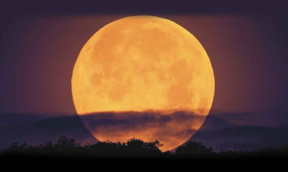 Habrá superluna este 1 de enero del 2018