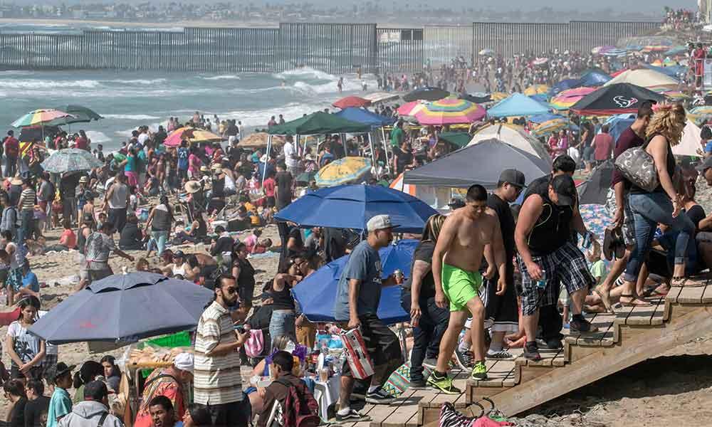 Resalta Gobierno del Estado que más de 27 millones de personas transitaron por Baja California en el 2017