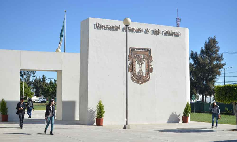 Inician vacaciones para personal  docente y administrativo de la UABC