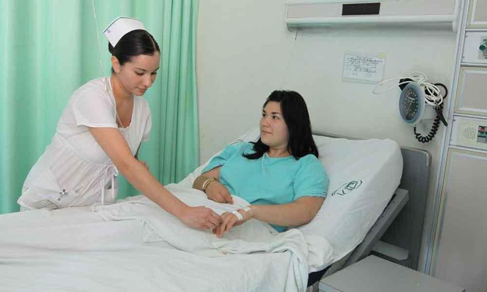 Sólo urgencias y hospitalización el lunes 1 de enero