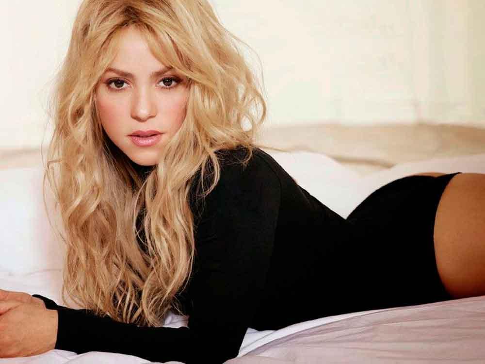Así cantaba y bailaba árabe Shakira a los 12 años