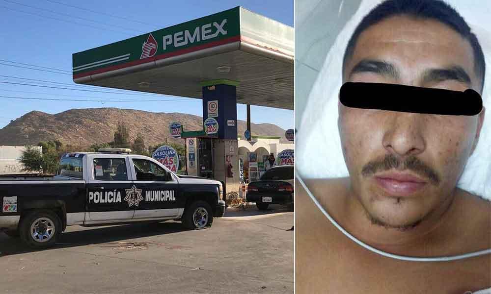 Tras las rejas uno de los asesinos de policía en Tecate