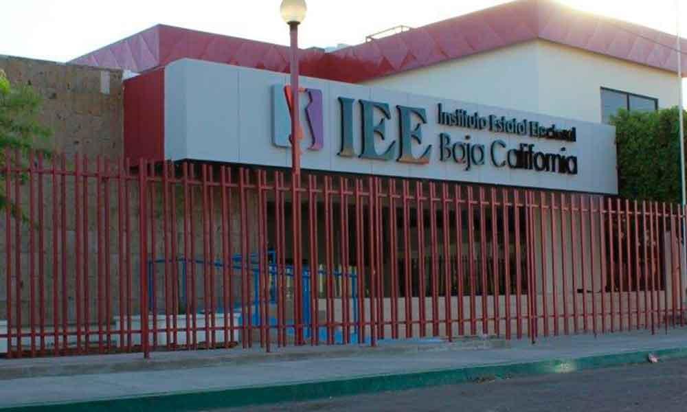 Celebrará Consejo General del IEEBC XII Sesión Ordinaria
