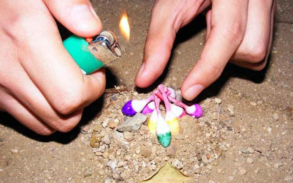Alerta: Lesiones graves y amputaciones, consecuencias de quemar cohetes