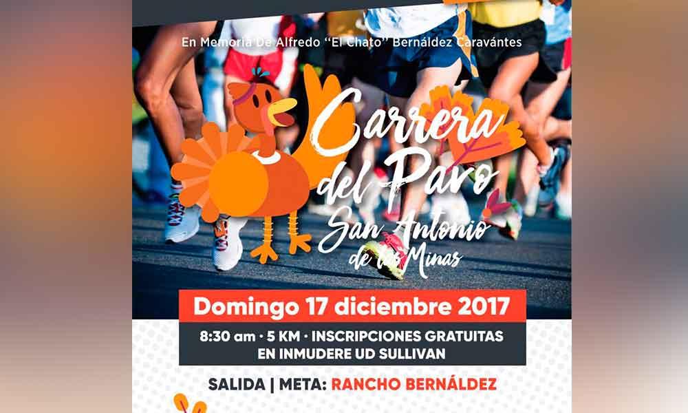 Todo listo para la tradicional Carrera del Pavo en Ensenada