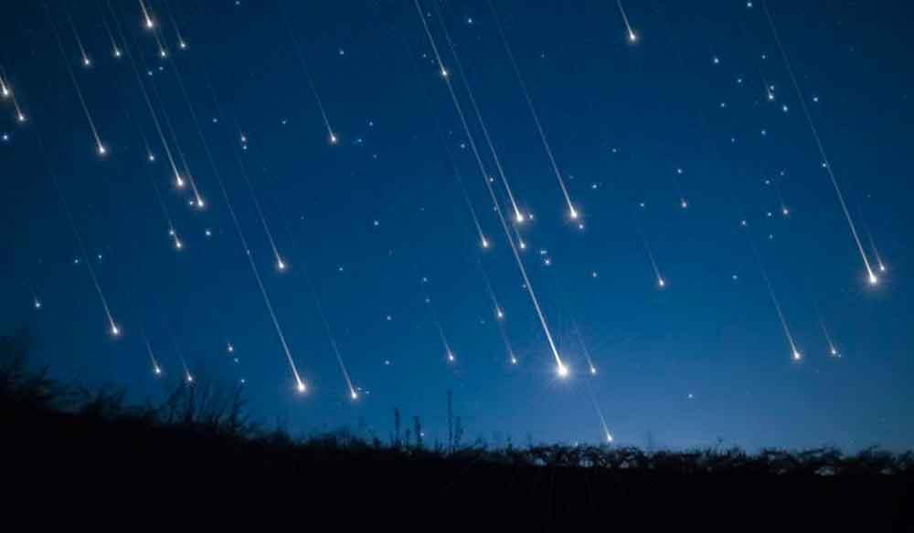 Habrá lluvia de estrellas y se podrá ver en México