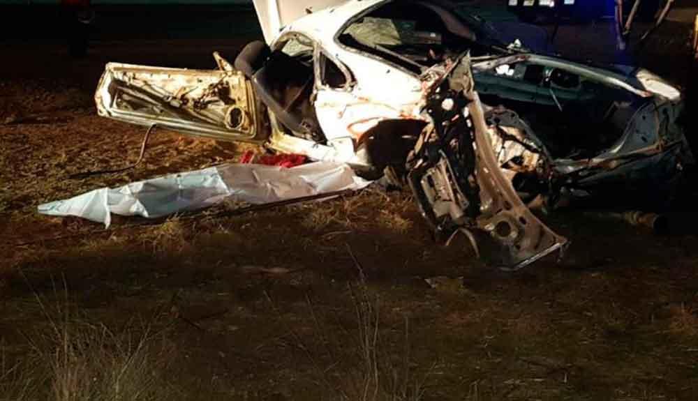 Mueren seis personas tras fatal accidente en Carretera Tijuana-Tecate