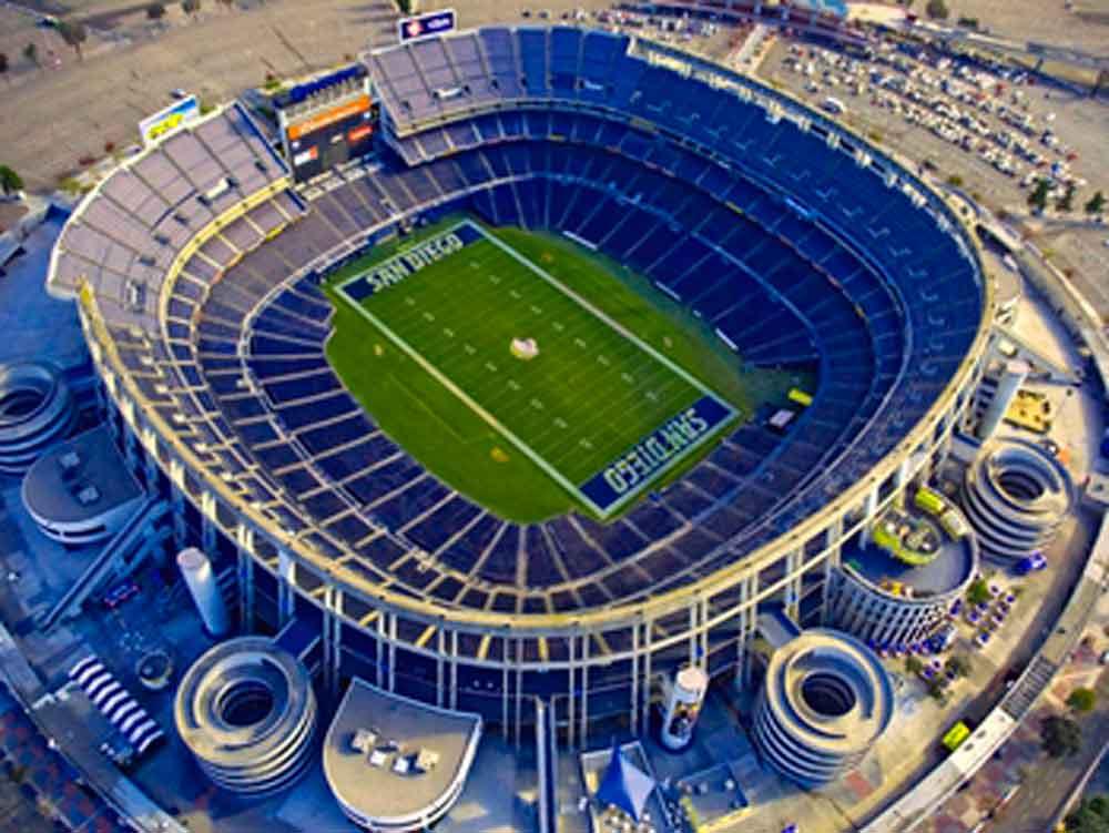 Presentan ambicioso plan para el Estadio Qualcomm en San Diego