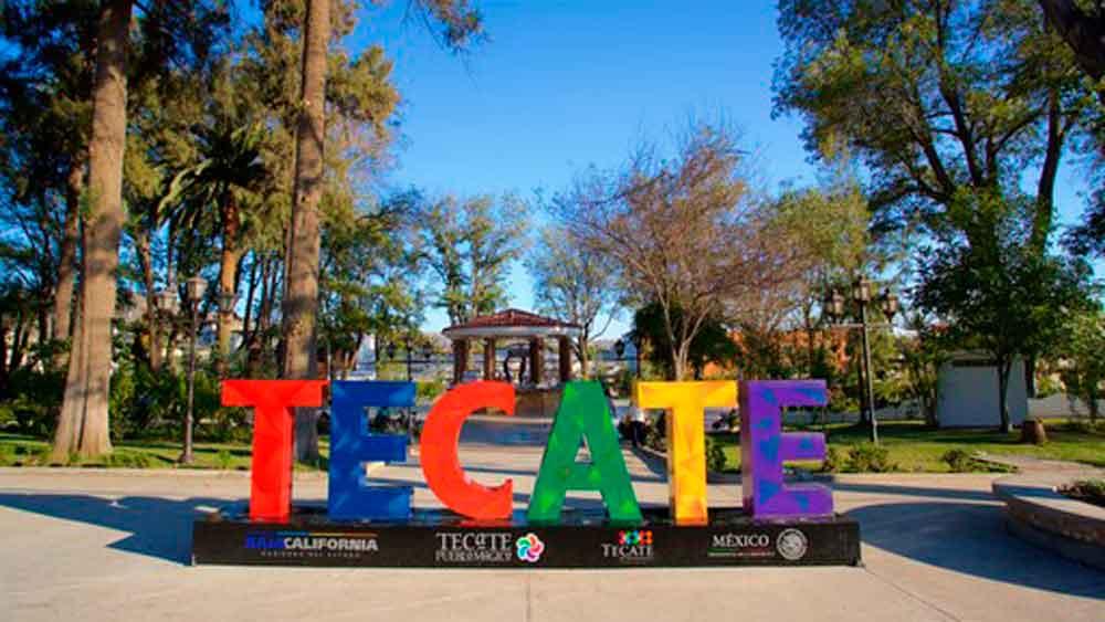 Mejora Gobierno de BC servicio al visitante en el Pueblo Mágico de Tecate