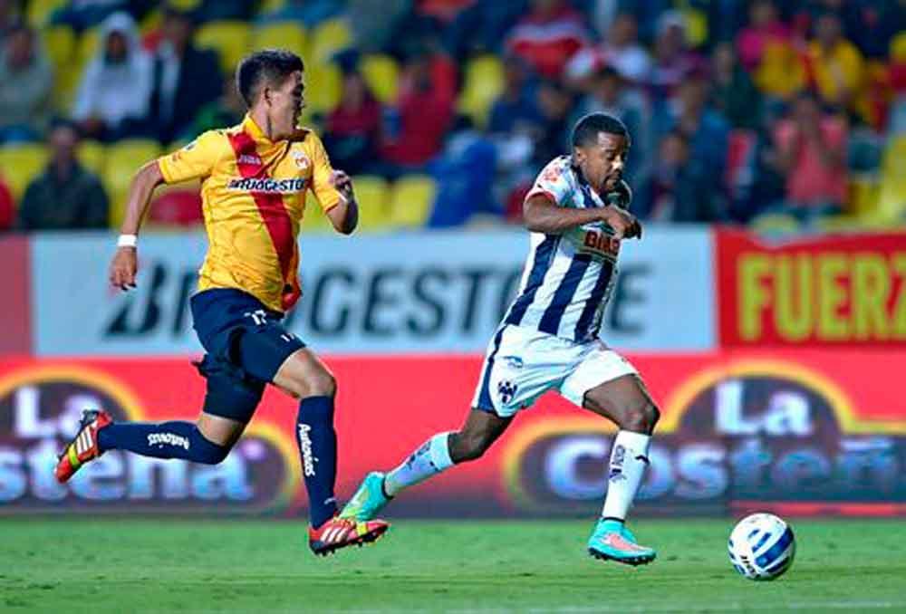 Así fue la goleada 4-0 de Rayados de Monterrey a Monarcas