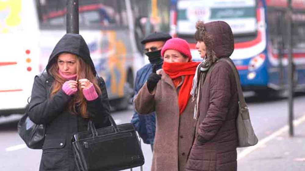 Noches heladas llegan a BC; temperatura descenderá a los 7 grados en Mexicali