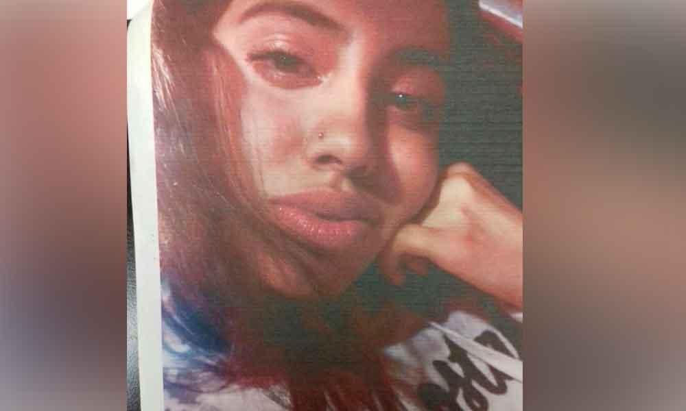 Hanya de 18 años se encuentra extraviada en Tijuana