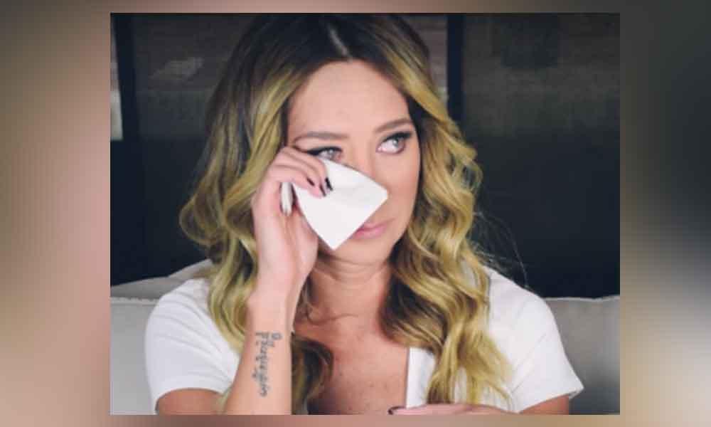 Entre lágrimas, Geraldine Bazán habla del divorcio de Gabriel Soto