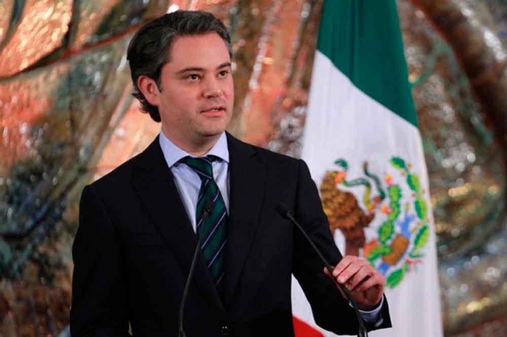 Aurelio Nuño presenta su renuncia a la SEP