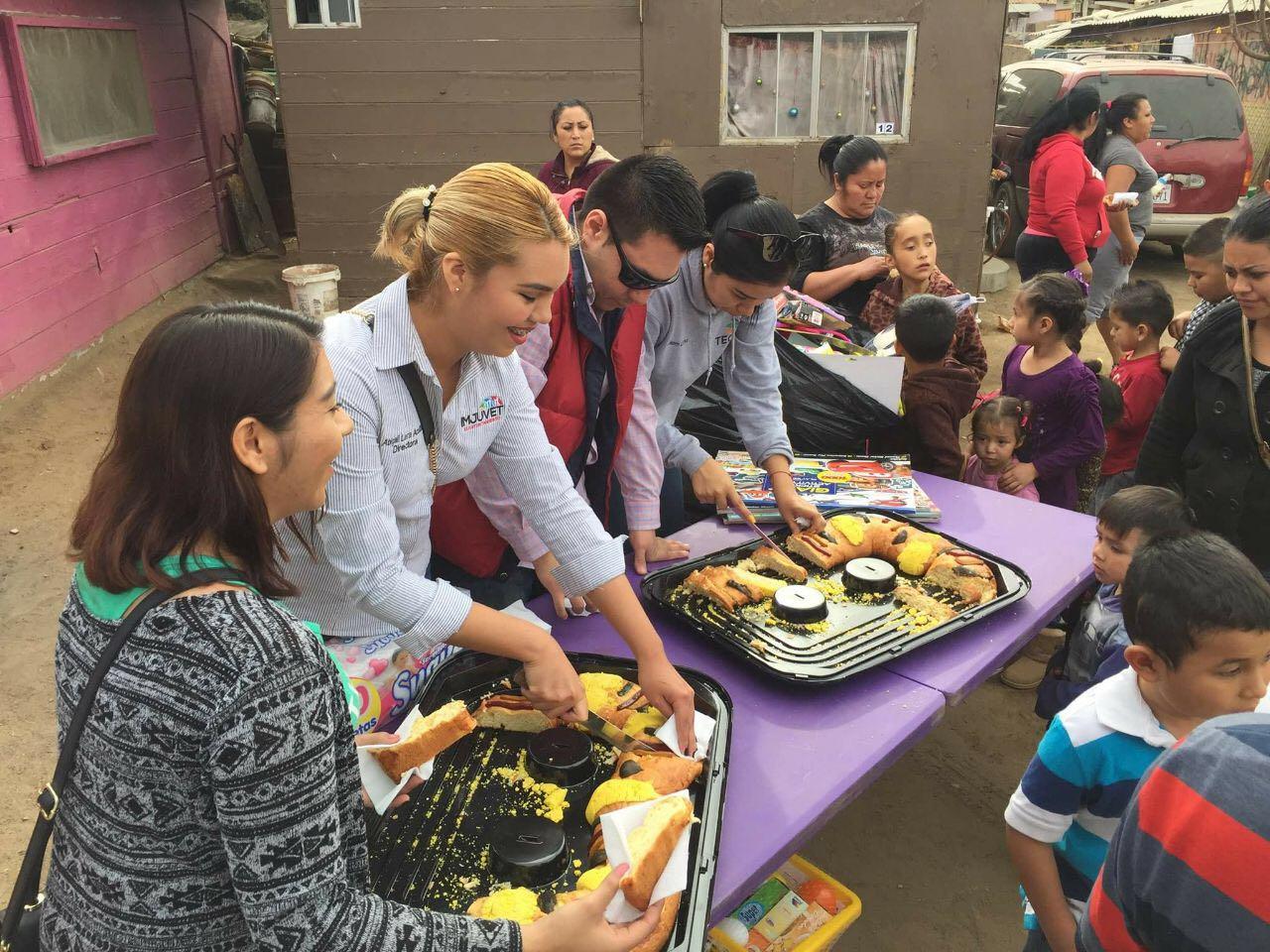 Imjuvet reparte alegría a niñas y niños de Los Olivos, entrega obsequios el Día de Reyes