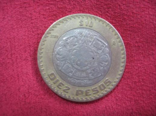 ¿Tienes monedas de 10 pesos? Podrían valer más de mil pesos