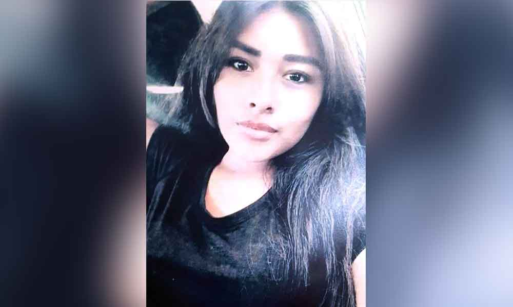 Jatziri Ruiz de 14 años desapareció en Tijuana