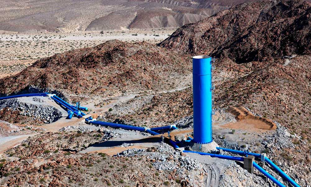 Fortalcen  Acueducto Río Colorado-Tijuana