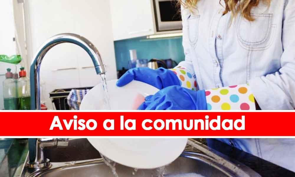 Suspensión de agua potable en zona rural este de Tecate: Anuncia CESPT