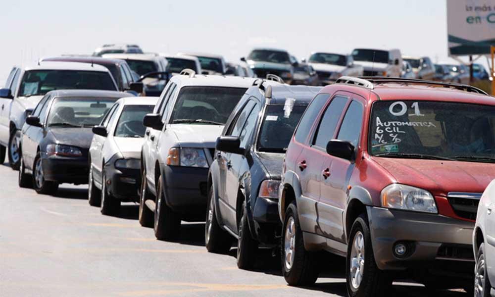 Buscan ampliar hasta 13 años la importación de vehículos y que bajen los costos en Baja California