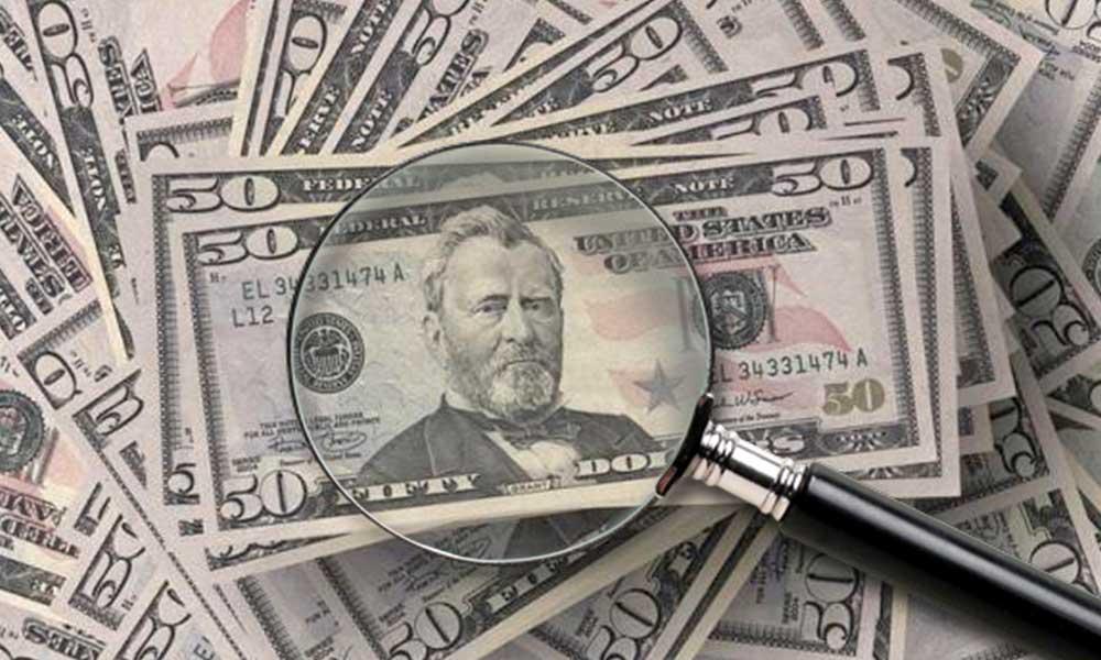 Alertan por billetes falsos de 50 dólares a comerciantes en Tecate