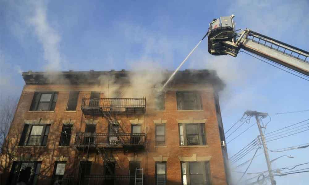 Al menos 16 heridos en nuevo incendio en edificio del Bronx
