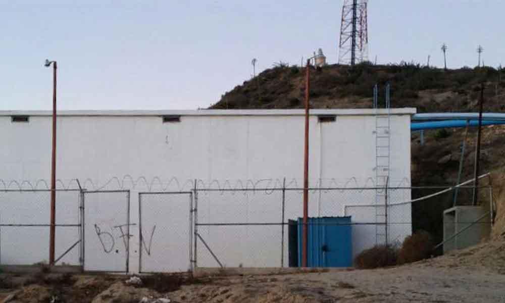 Emiten alerta en Ensenada por robo de tanque de Cloro Gas altamente tóxico de una planta potabilizadora