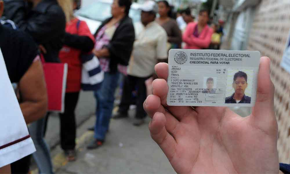 Pocos mexicanos en el extranjero para votar