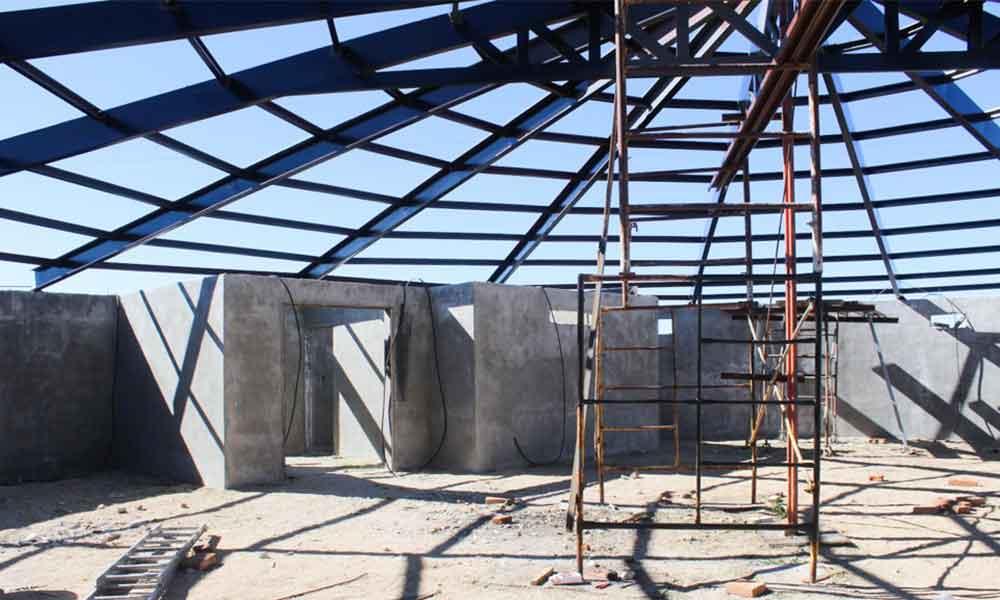 DIF Tecate entrega apoyo económico para la construcción de Club de la Alegría en Jardines del Rincón
